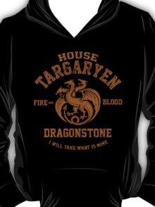 Team Targaryen (Gold) T-Shirt