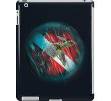 Diver Down Turtle iPad Case/Skin