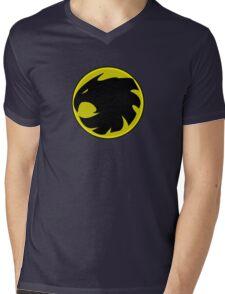 Black Canary Mens V-Neck T-Shirt