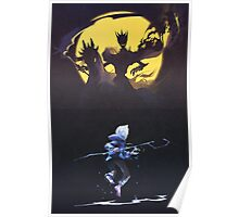 nightmare king and icy prince Poster
