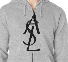 ASL Zipped Hoodie