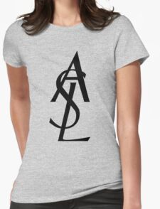 ASL Womens Fitted T-Shirt