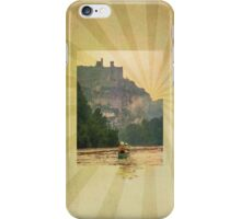 Phone case: Canoe Dordogne iPhone Case/Skin