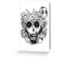 Adventure Time - The Lich Greeting Card