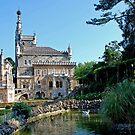 Bucaco palace - Portugal by Arie Koene