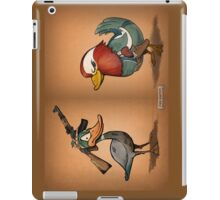Duck Hunters iPad Case/Skin