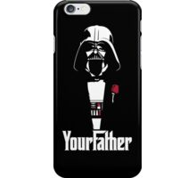 star wars your father  iPhone Case/Skin