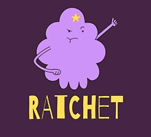 Ratchet Womens Fitted T-Shirt