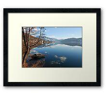 Millstattersee - Austria Framed Print