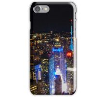 New york night iPhone Case/Skin