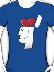 A Heart in my Head T-Shirt