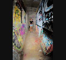 graffiti tunnel Unisex T-Shirt