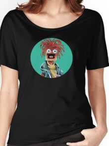 Pepe The King Prawn Fan Art  Women's Relaxed Fit T-Shirt