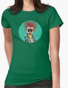 Pepe The King Prawn Fan Art  Womens Fitted T-Shirt