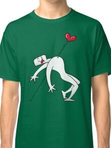 A Lucky Man Pinned by Love Classic T-Shirt