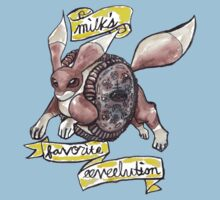 Milk's Favorite Eeveelution by Ashley Peppenger