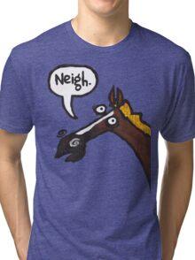 Horse top Tri-blend T-Shirt