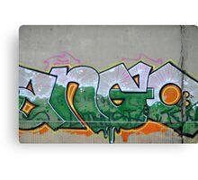 TAG 14 Canvas Print