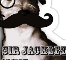 Sir Jackleton! Sticker