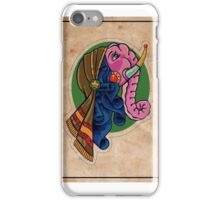 Gypsy elephant iPhone Case/Skin