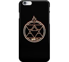 The Flame Alchemist iPhone Case/Skin