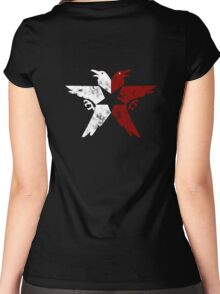 Second Son Women's Fitted Scoop T-Shirt