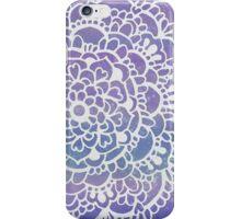 Purple Sparkle iPhone Case/Skin