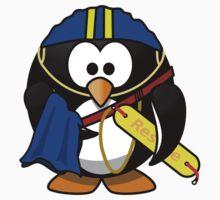 Lifeguard Penguin T-Shirt