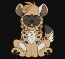 Cute Chibi Hyena by 8Bit-Paws