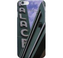 Palace Theater Sign iPhone Case/Skin