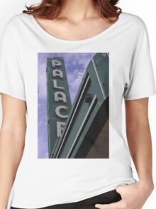 Palace Theater Sign Women's Relaxed Fit T-Shirt