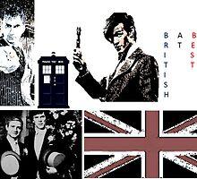 British At Best.  by TinyWolf