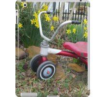 Mama's Tricycle iPad Case/Skin
