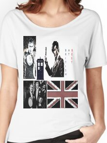 British At Best.  Women's Relaxed Fit T-Shirt