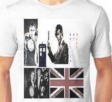 British At Best.  Unisex T-Shirt