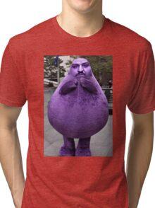 The Purple Man Dj Khaled Himself Tri-blend T-Shirt