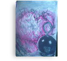 Anxious Heart Canvas Print