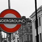 London Underground by grampsman