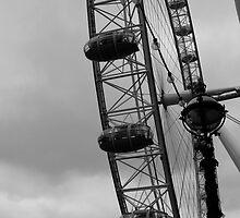London Eye by grampsman