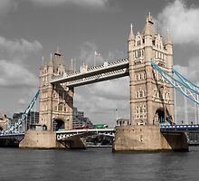 Tower bridge - London by grampsman