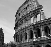 The colosseum - Rome by grampsman