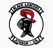 VA-64 Black Lancers Patch Unisex T-Shirt