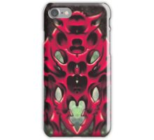 Biomechanical Insect iPhone Case/Skin
