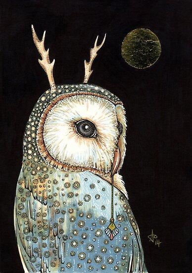 Tree Spirit by Anita Inverarity