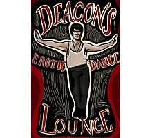 What We Do In The Shadows Deacon's Erotic Dance Lounge Photographic Print