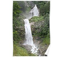 Water falls  Poster