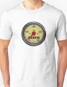 Vintage Speedometer T-Shirt