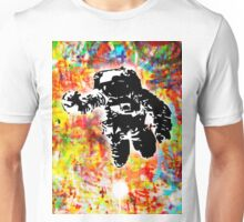 Space is right here!! All over the place COLORS Unisex T-Shirt
