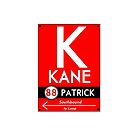Kane Phone Case (White) by mightymiked