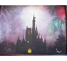 A Magical Place Photographic Print